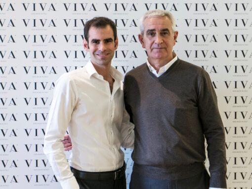 Filippo e Silvio Santambrogio, titolari di Viva