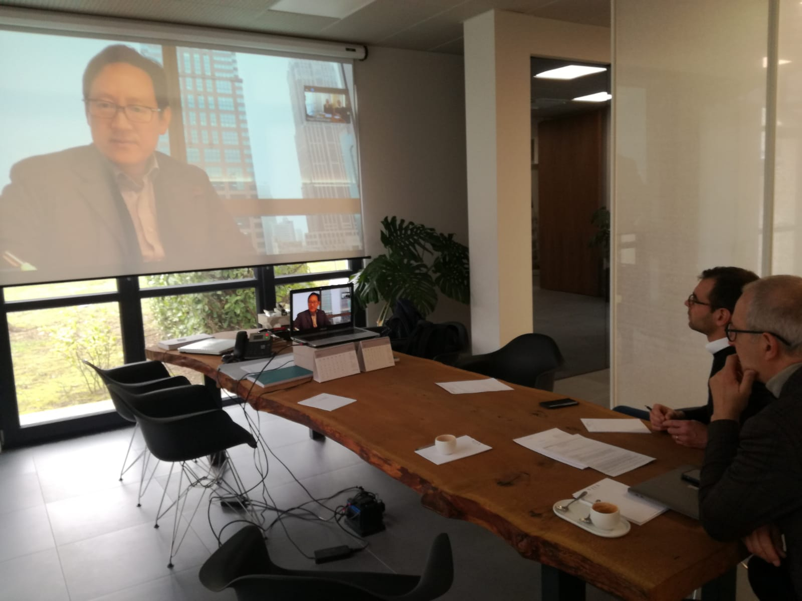 Viva accordo con CasaJolie in video conferenza