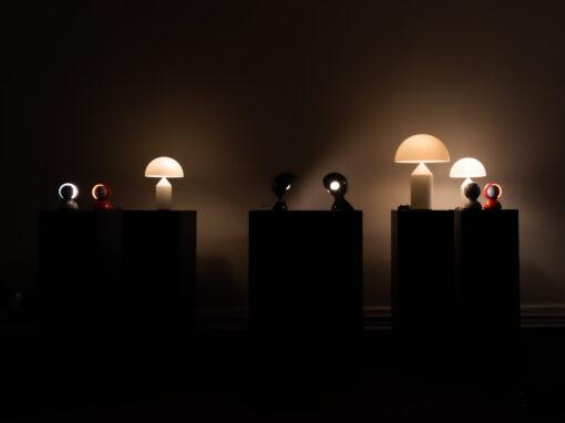 """La mostra """"Vico Magistretti 1920-2020"""" allestita presso l'Istituto Italiano di Cultura di New York"""