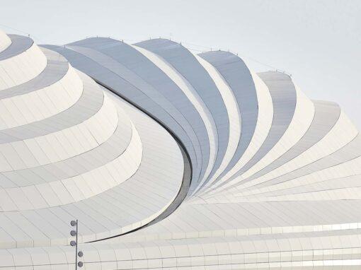 Al Janoub Stadium - Al Wakrah, Qatar - Photo © Hufton+Crow