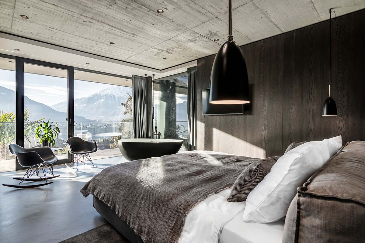 Apartment 7, Merano - Photo © Tiberio Sorvillo