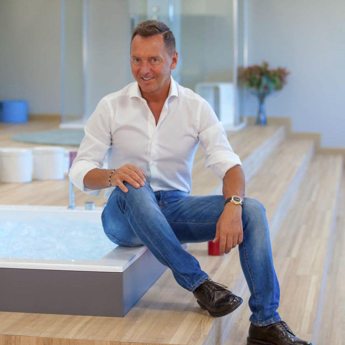 Carlo Geromin, CEO del Gruppo Geromin