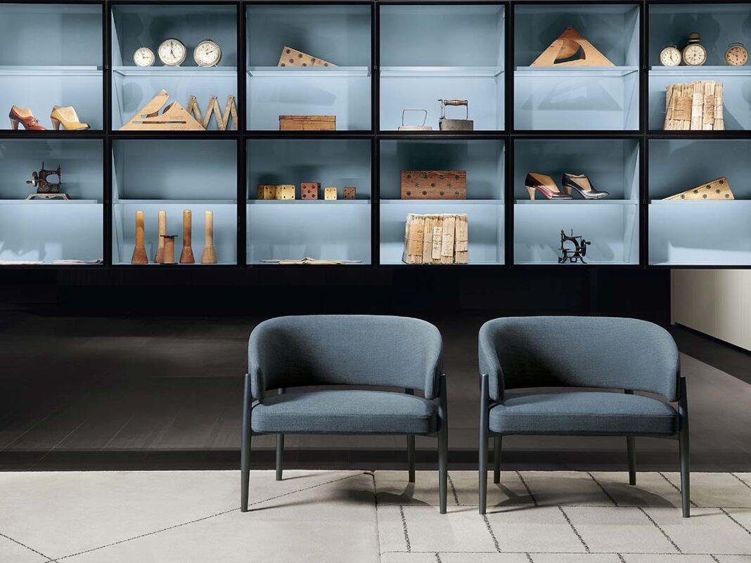 Frank Club by Porro - Design Piero Lissoni