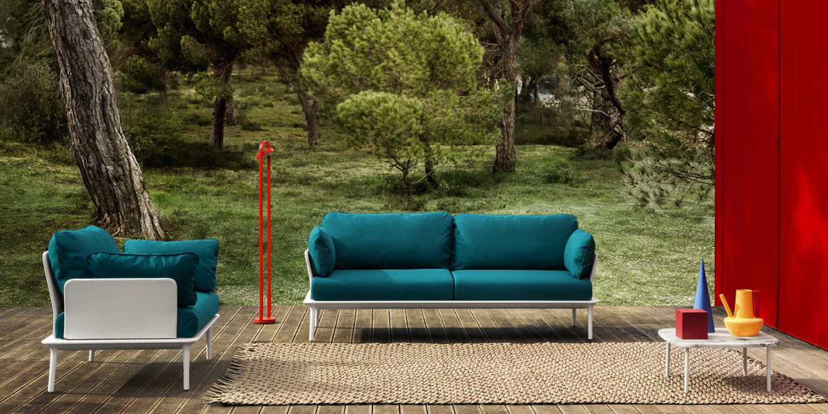 Soul Outdoor, design Eugeni Quitllet