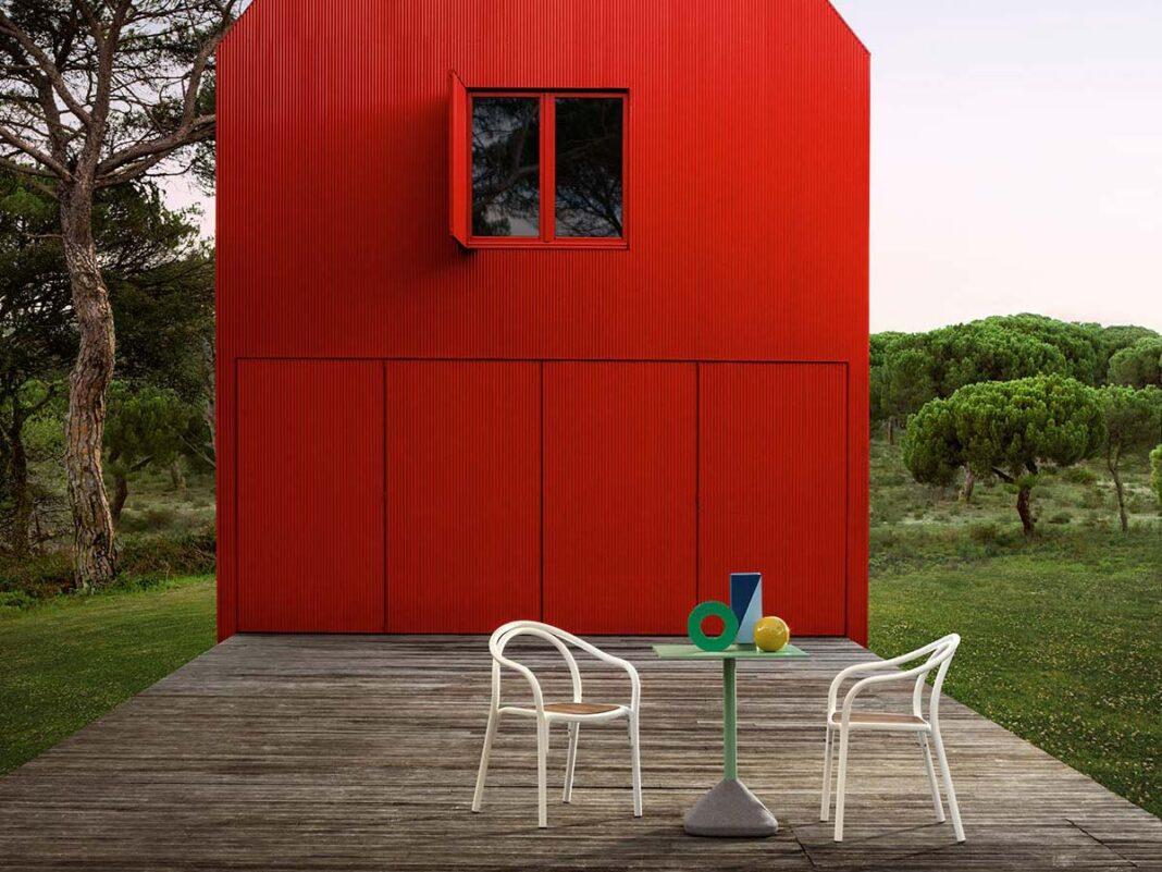 Soul Outdoor, design Eugeni Quitllet