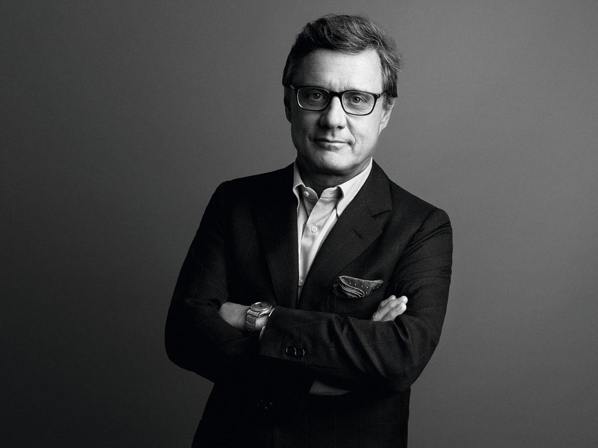 Roberto Gavazzi, CEO Gruppo Boffi DePadova - Photo © Tommaso Sartori