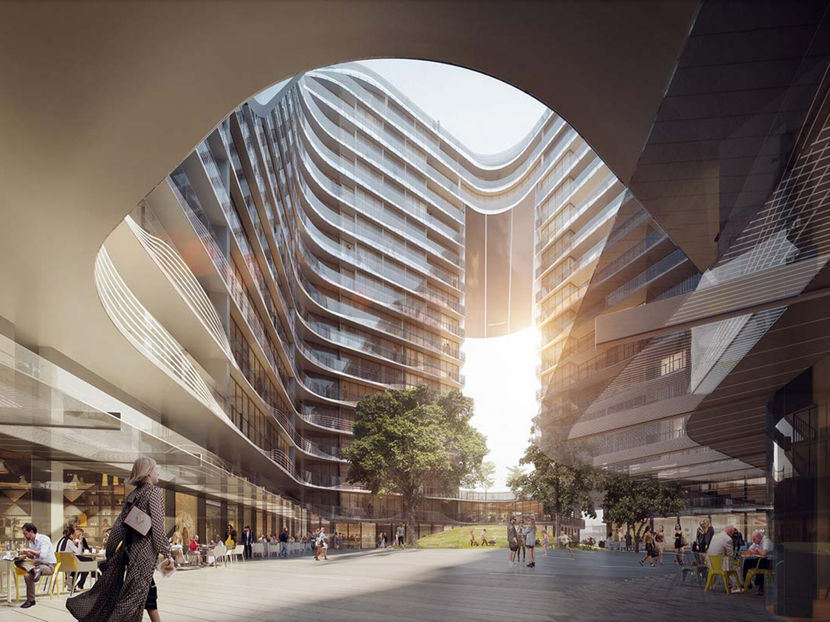 Infinity by Crown Group, Sydney