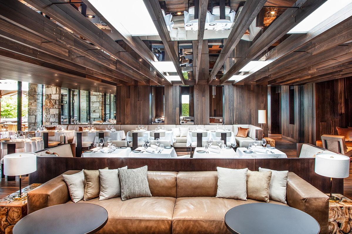 Jiva Hill Resort, Ginevra - Restaurant 02 - Photo © Lenaka