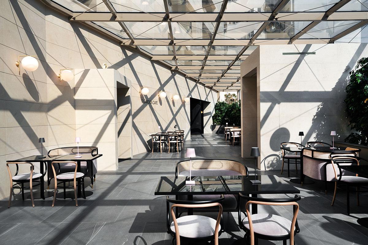 La Suite Hotel, Matera - Design Studio Marco Piva - Photo © Andrea Martiradonna