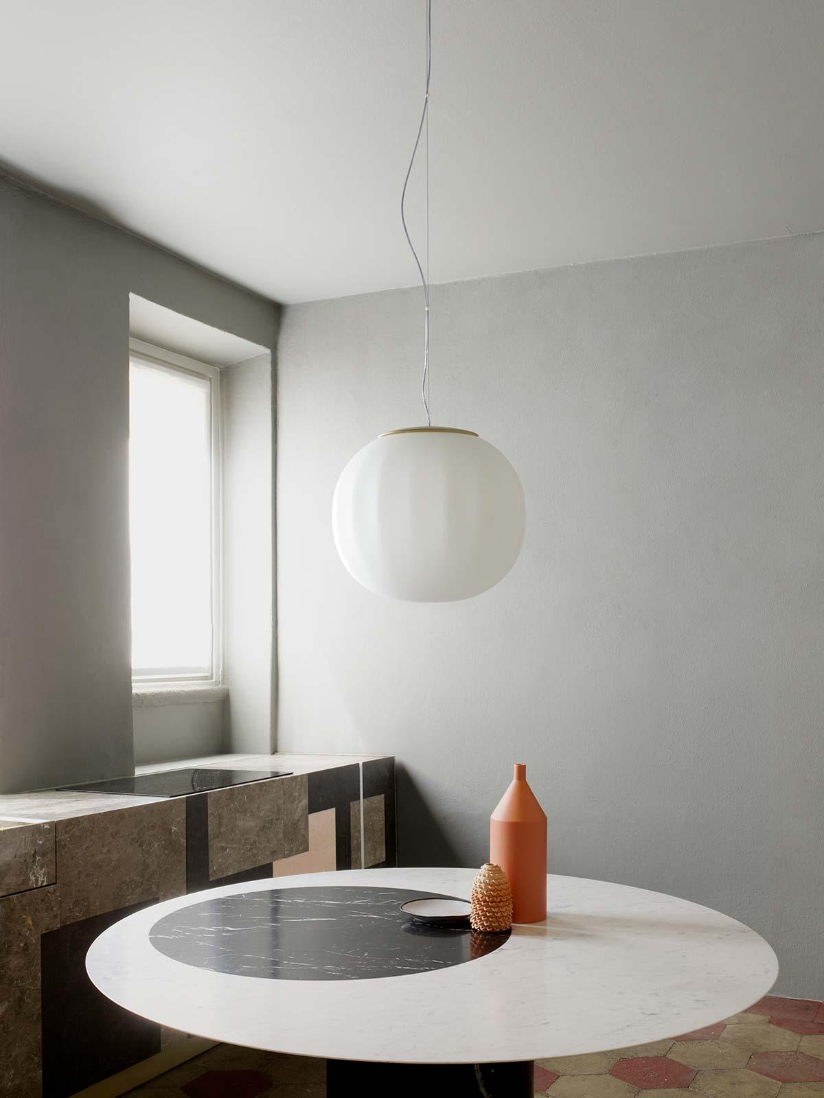 Lampada a sospensione Lita by Luceplan - Design David Dolcini