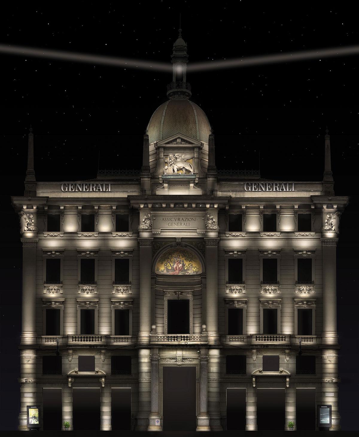 Palazzo Generali, Milano - Design Studio Marco Piva