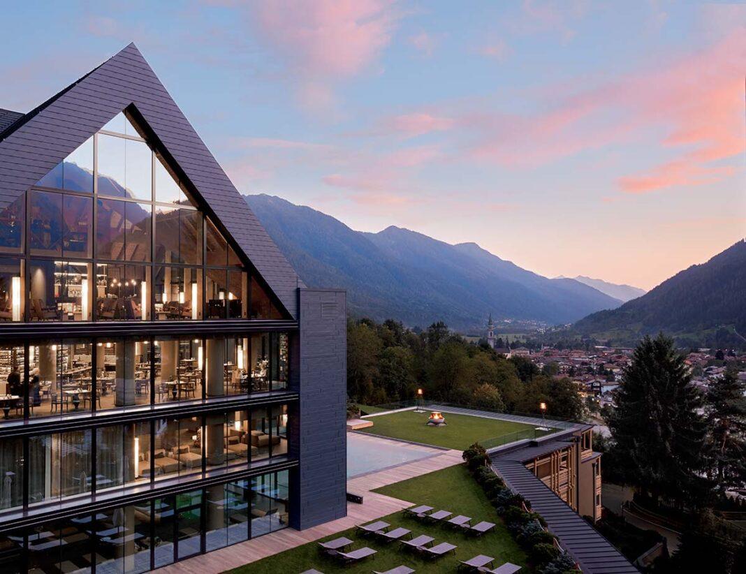 Lefay Resort & Spa Dolomiti, Pinzolo, Italy