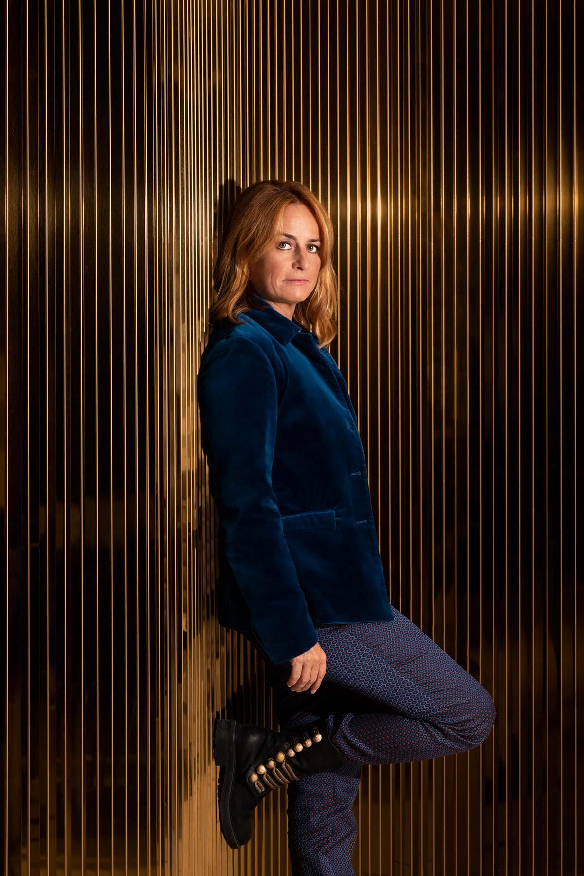Eleonore Cavalli - Art Director of Visionnaire