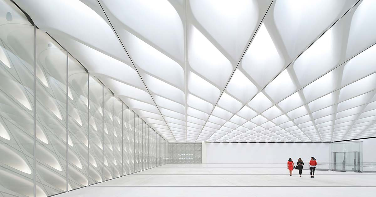 The Broad, Los Angeles - Photo © Hufton + Crow