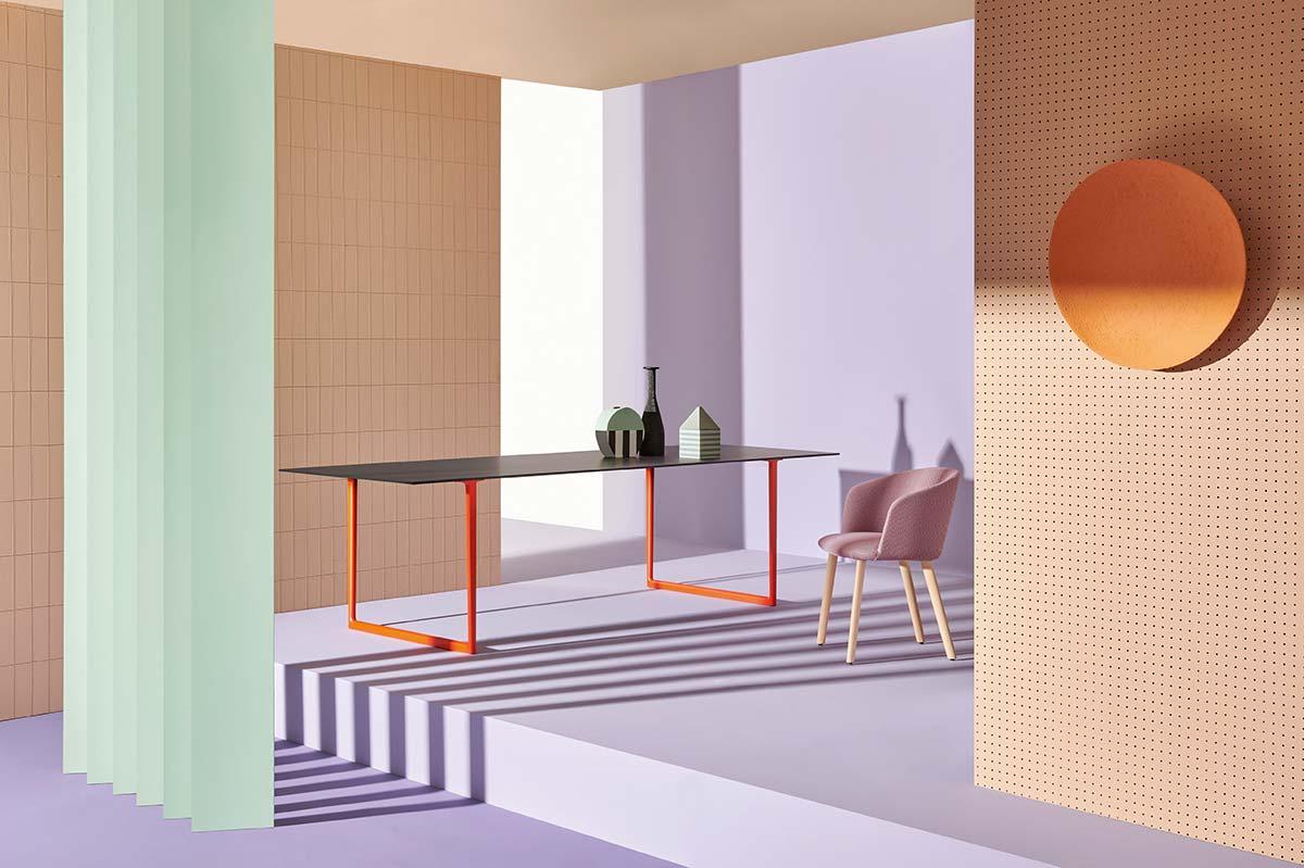 Toa by Pedrali, Design Robin Rizzini