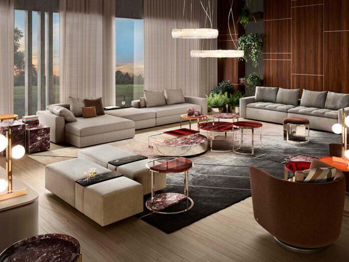 Fendi Casa collection 2020