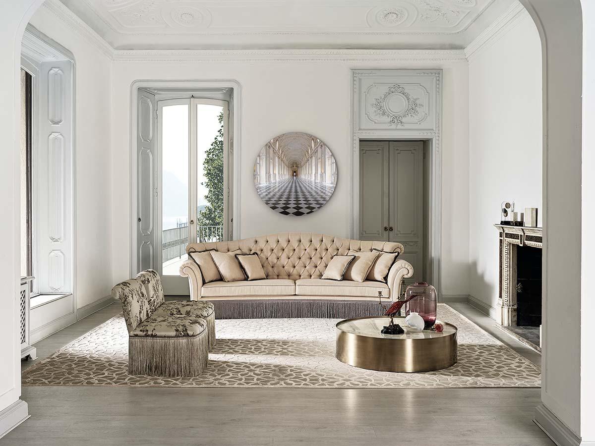 Angelo Cappellini, Buen Retiro livingroom