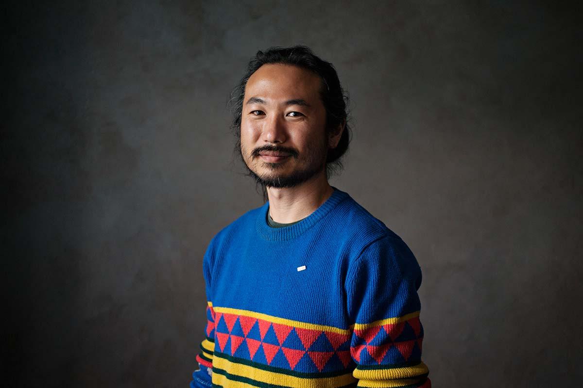 Je Ahn, founding director of Studio Weave