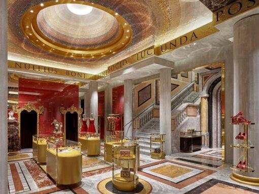 Dolce&Gabbana, Piazza di Spagna, Rome