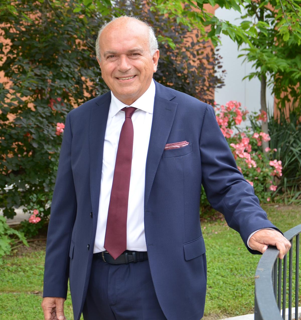 Giovanni Savorani, Presidente Confindustria Ceramica