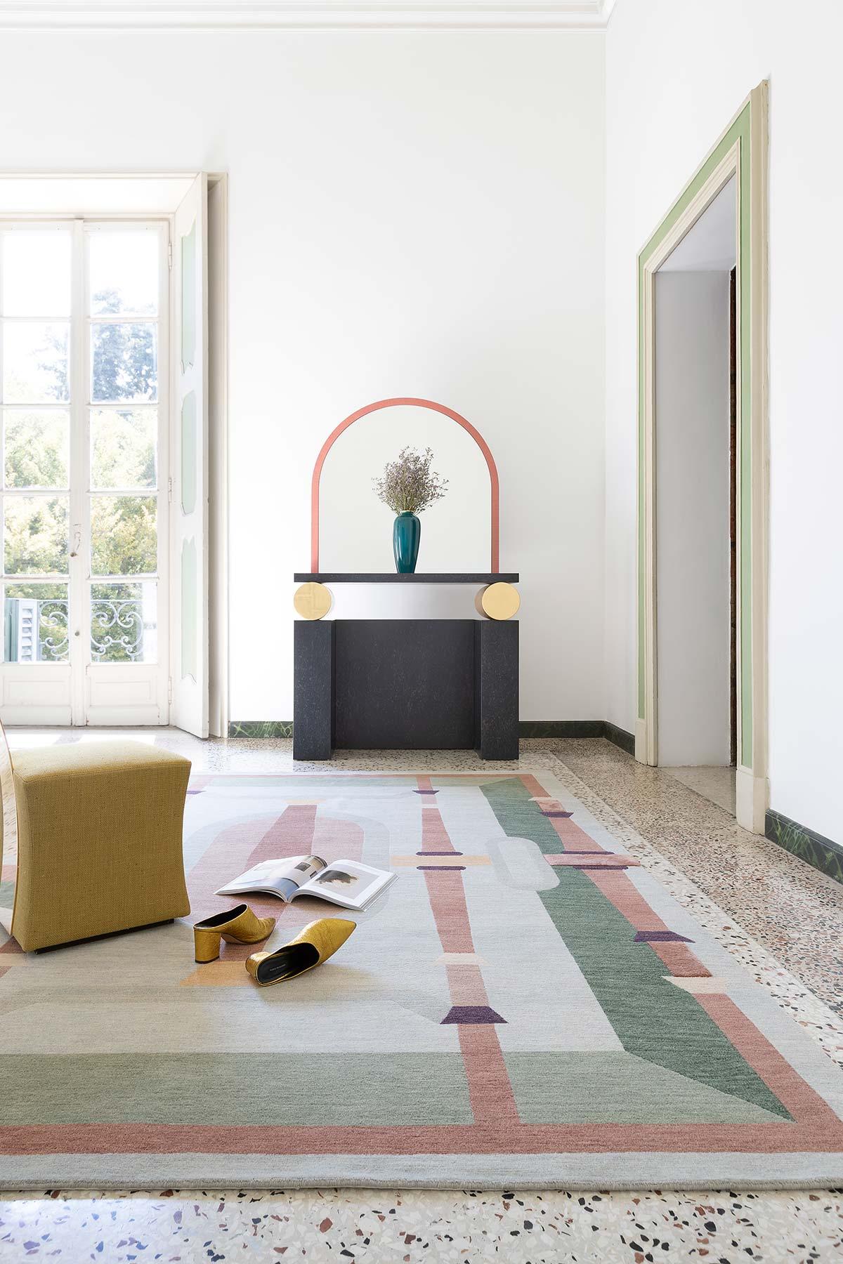 Nastagio by CC-Tapis - Design Studio Klass - Photo © Beppe Brancato