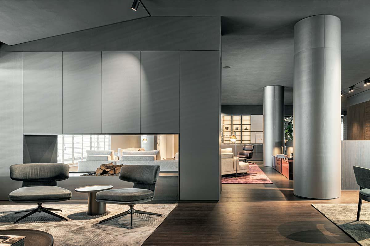 New Showroom Molteni&C, Giussano