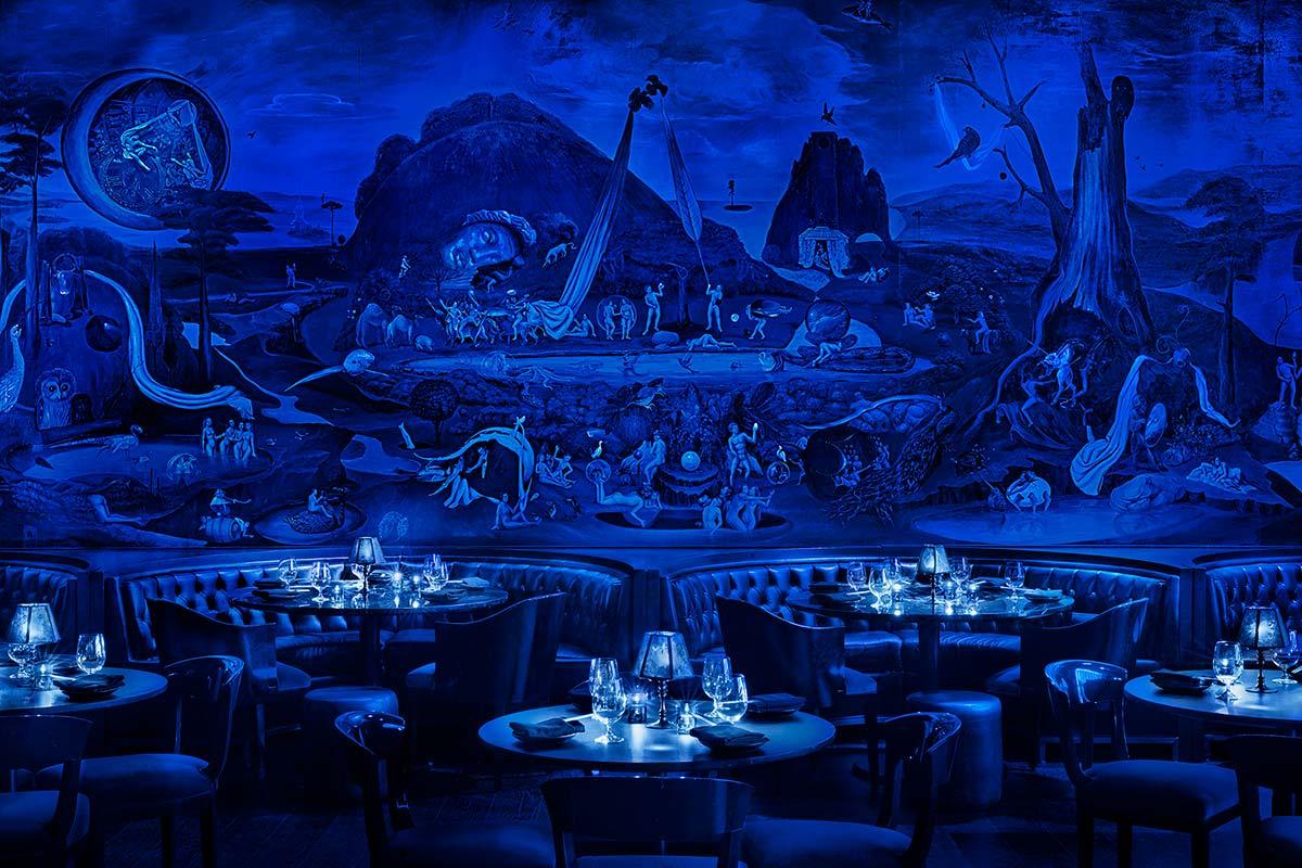 Paradise Club, Times Square Edition, New York - Photo © Nickolas Koenig