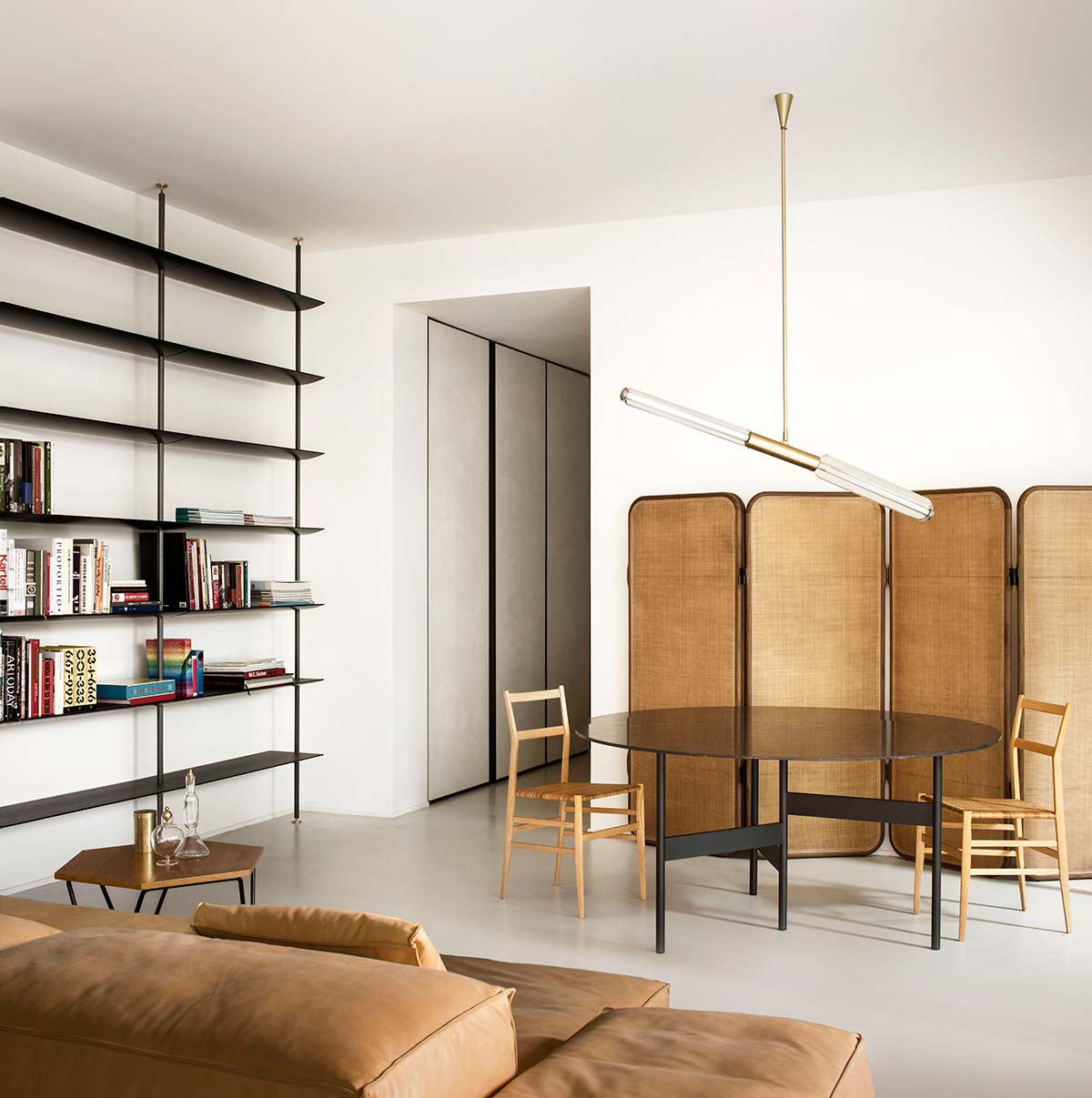 Private Apartment, Milan - Design David Lopez Quincoces