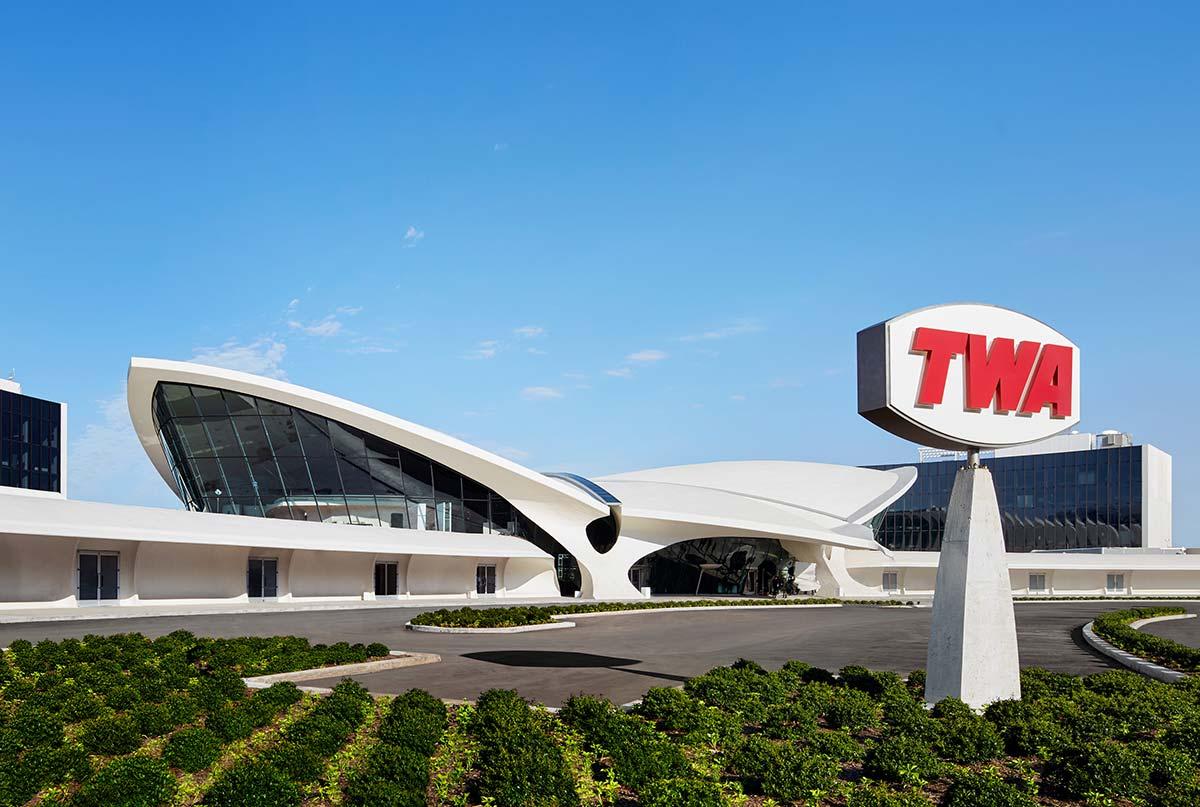TWA Hotel, New York