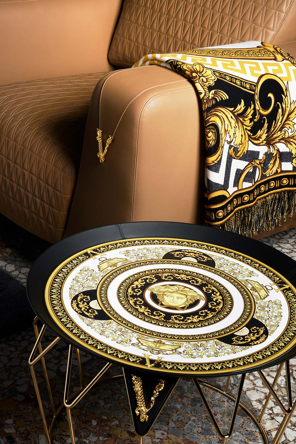 Virtus collection by Versace Home