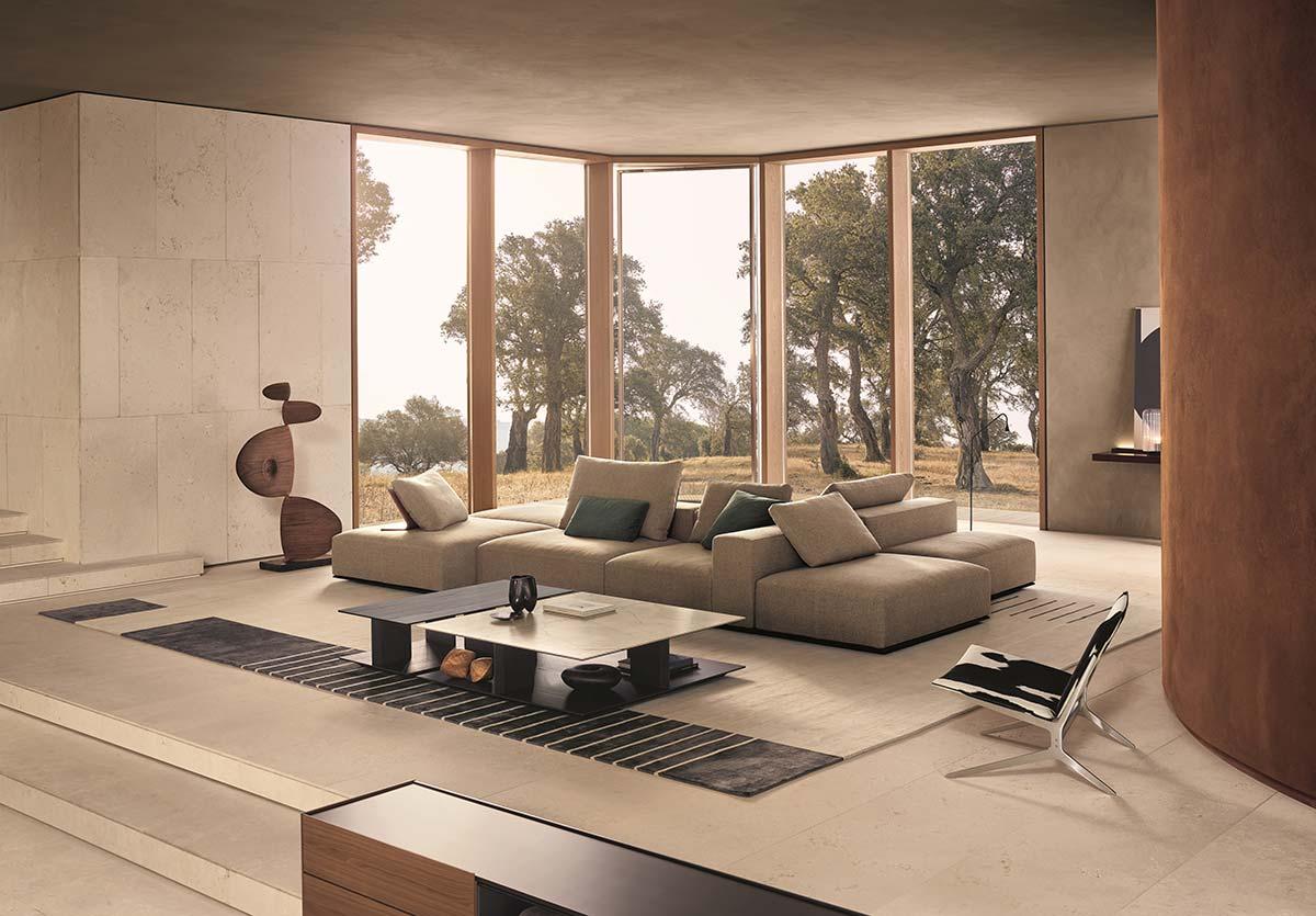 Westside by Poliform - Design Jean-Marie Massaud