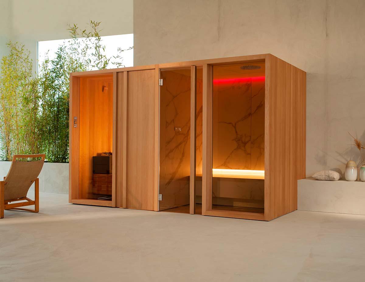 Yoku SH, design Marco Williams Fagioli per EFFE by Effegibi.