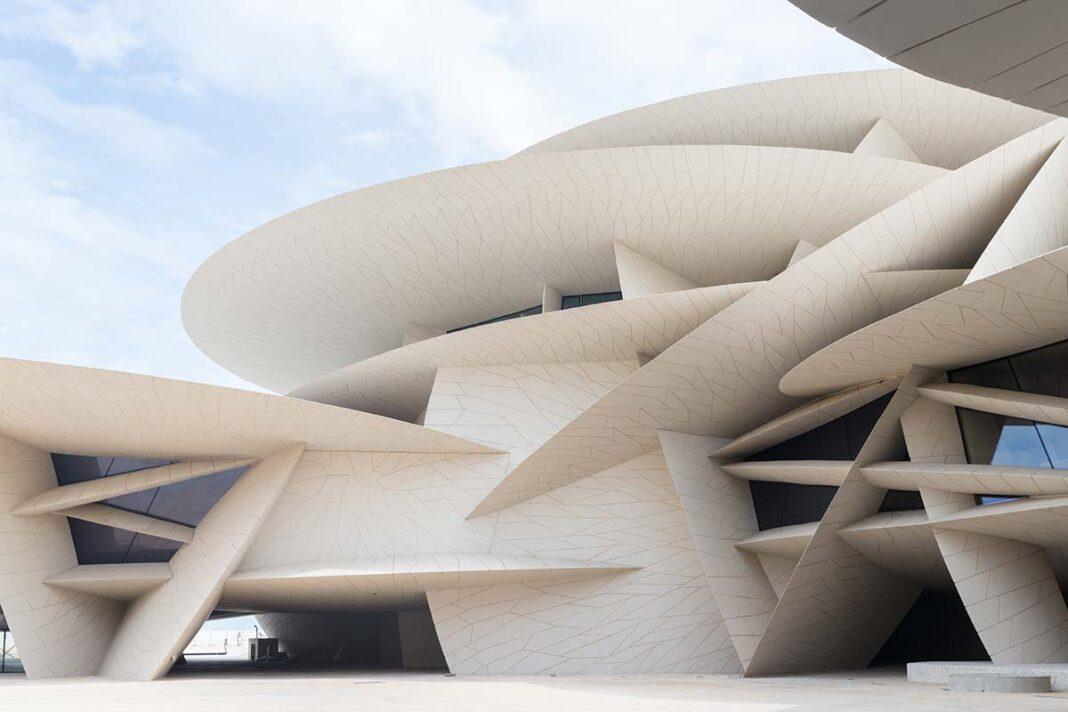 National Museum of Qatar - Design Ateliers Jean Nouvel - Photo © Iwan Baan