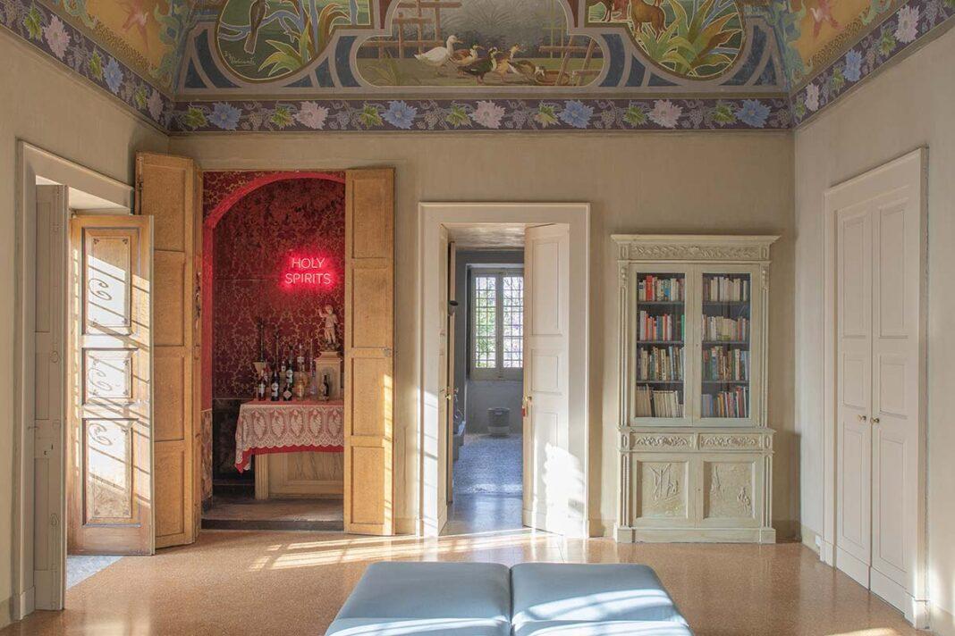Palazzo Daniele, Gagliano del Capo, Puglia, Italy