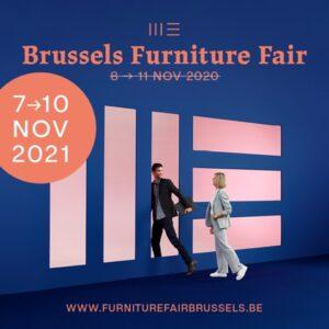 Brussels Furniture Fair 2021