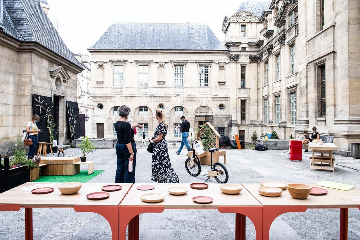Bibliothèque historique de la ville de Paris. Ph © Anne Emmanuelle Thion
