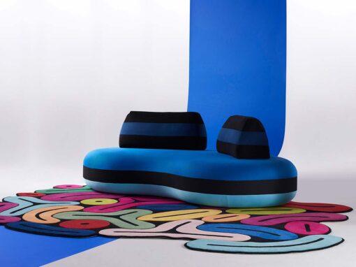 Collezione Bombom, design Joana Vasconcelos per Roche Bobois