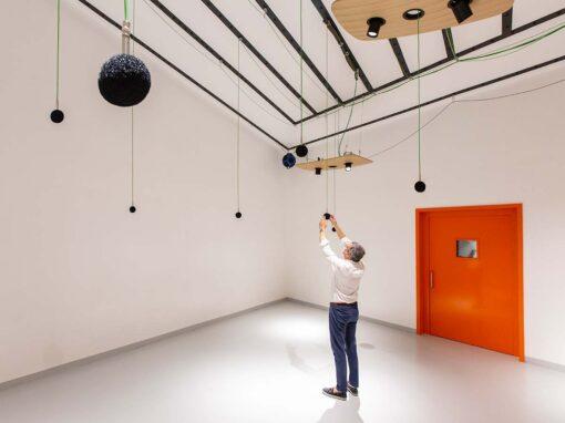 Caimi Brevetti, Open Lab