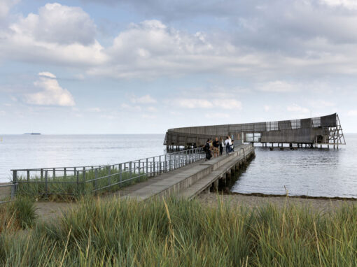 The Kastrup Sea Baths, Copenhagen