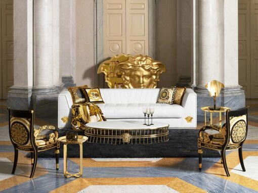 Versace Home con Lifestyle Design Group