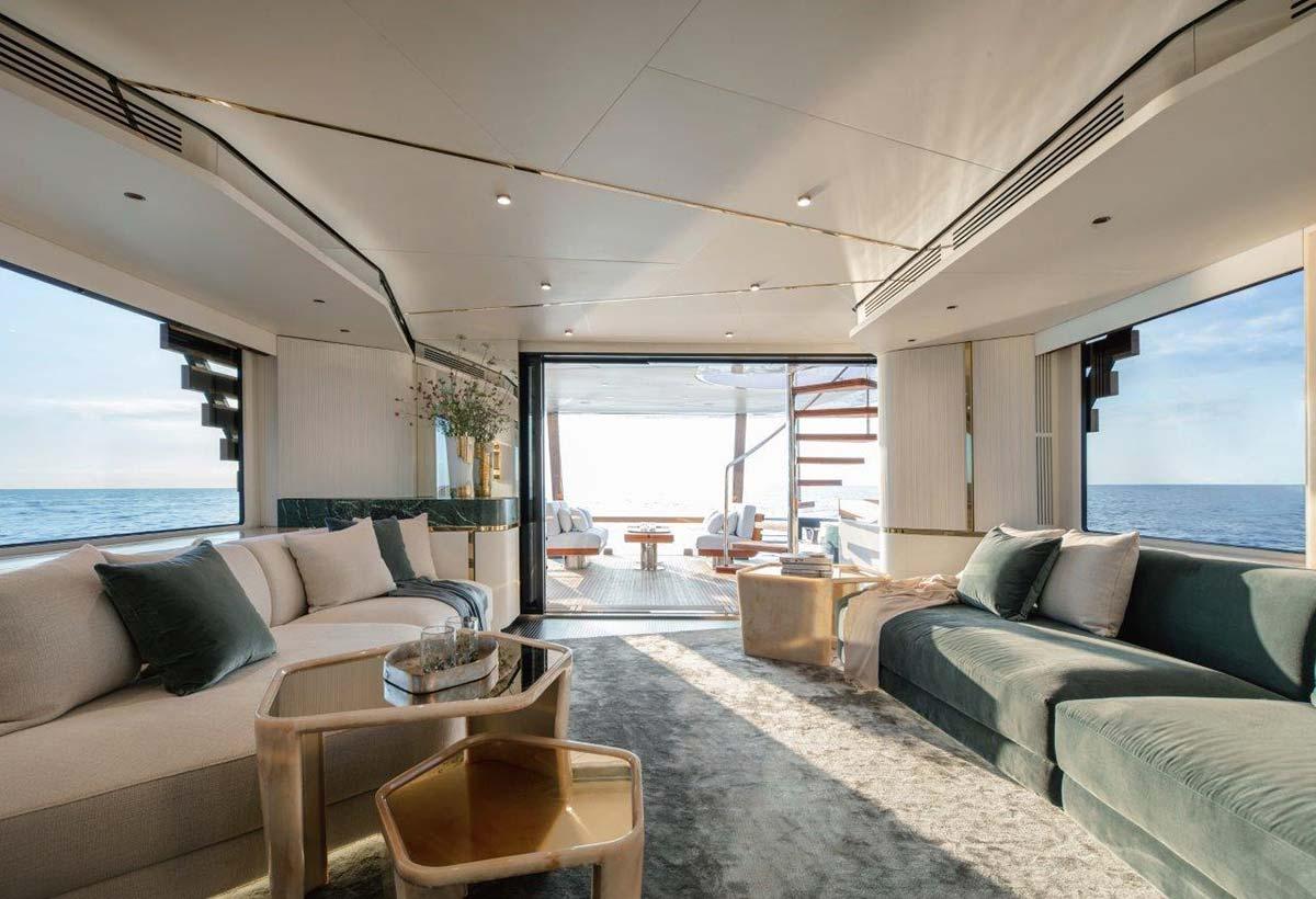 Magellano 25 Metri by Azimut Yachts