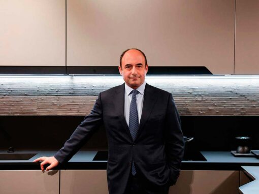 Massimo Manelli, AD di Snaidero