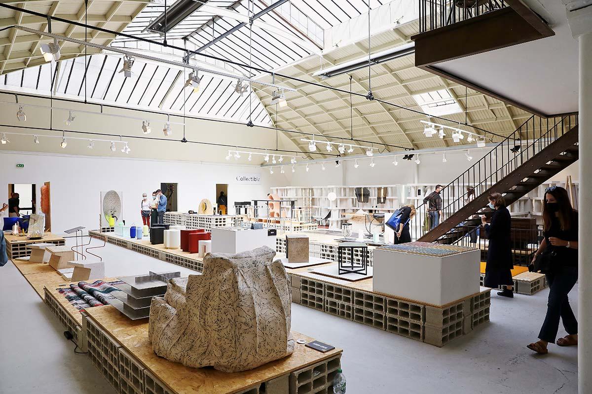 Paris Design Week Factory. Ph @ Greg Sevaz