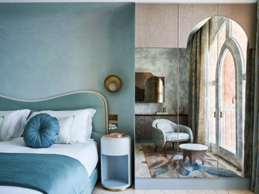 Palazzo Avino, Ravello, Italy - Design Cristina-Celestino - Photo © Davide Lovatti