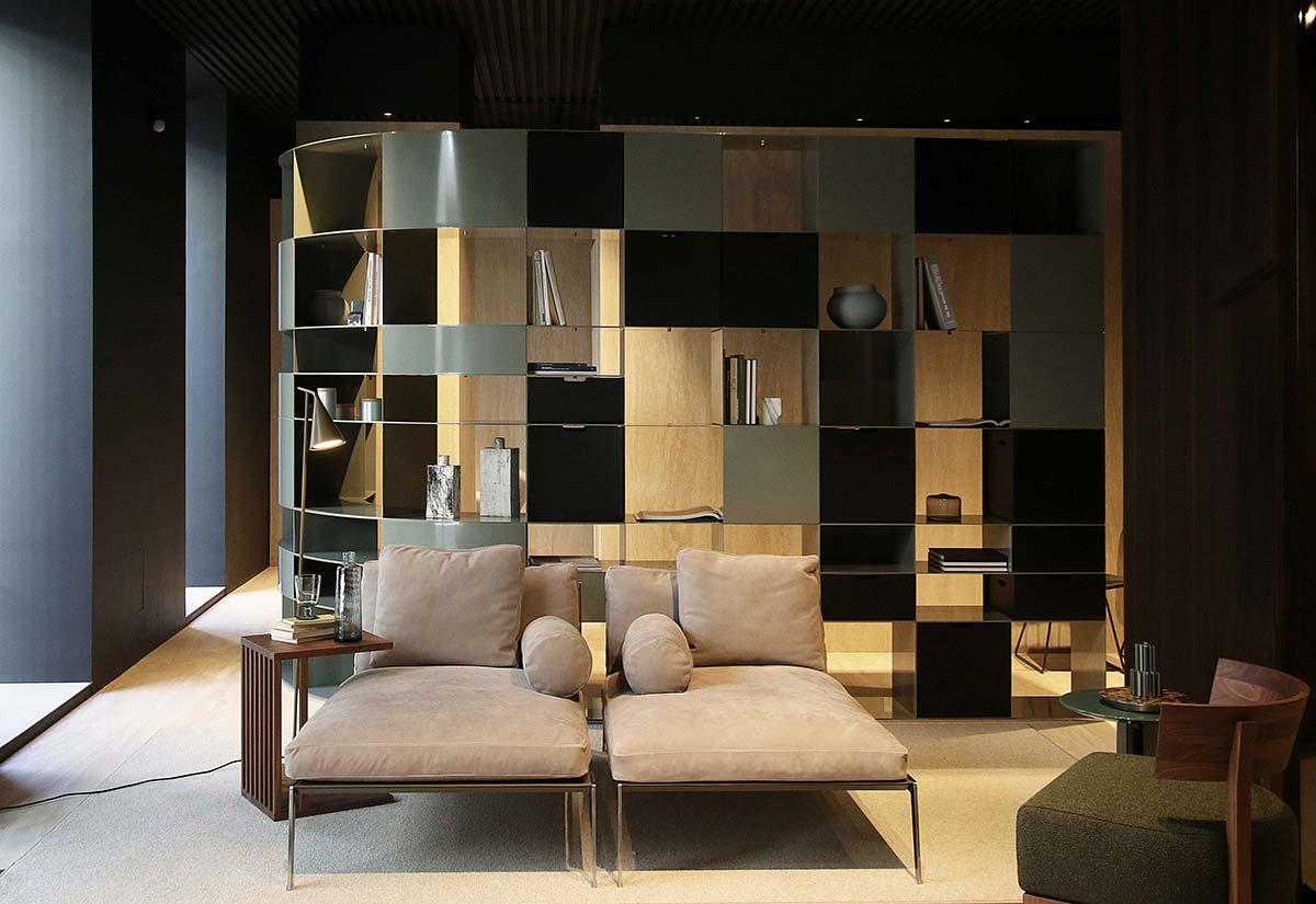 Showroom Flexform - Corso Monforte 28, Milano