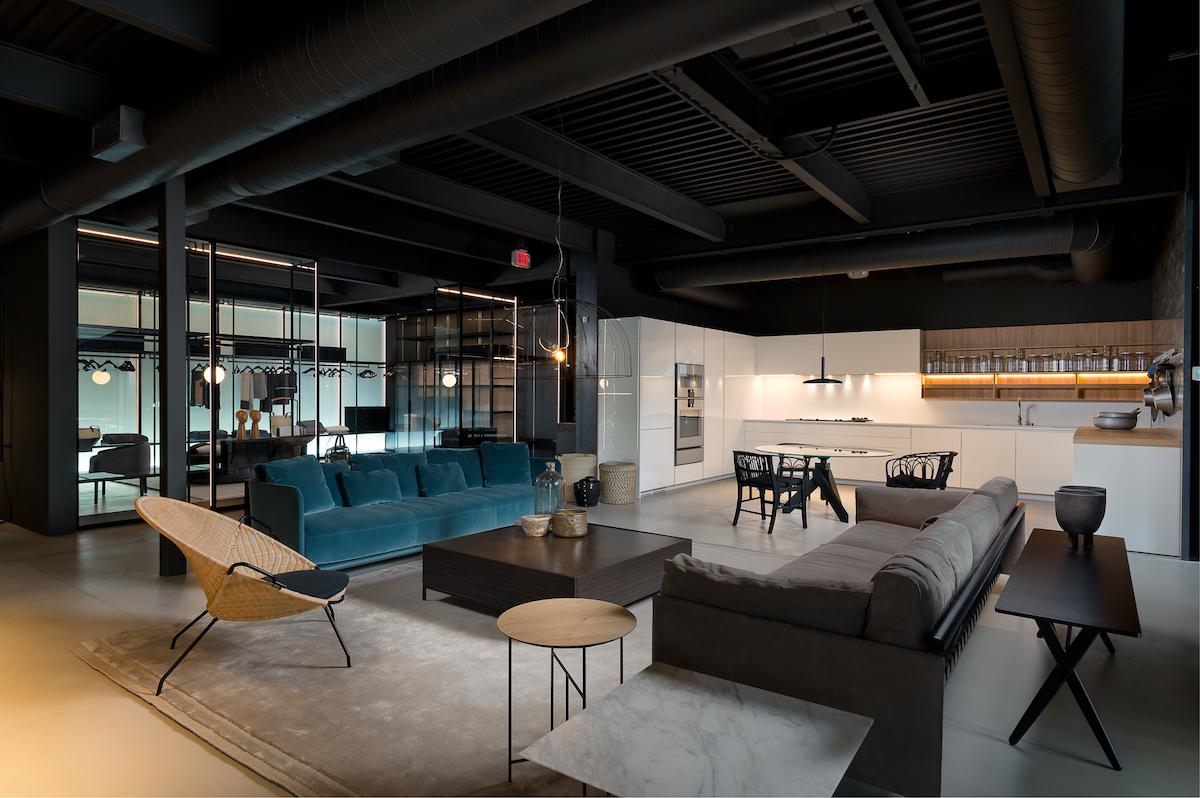 Flagship store Boffi|DePadova a Miami