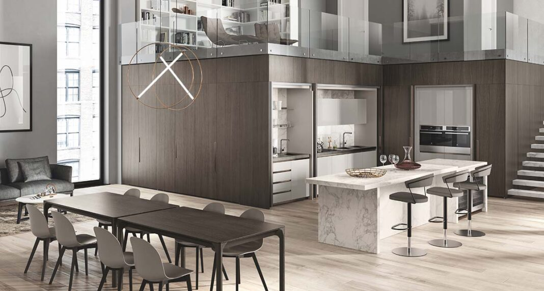 BoxLife by Scavolini - Design Rainlight