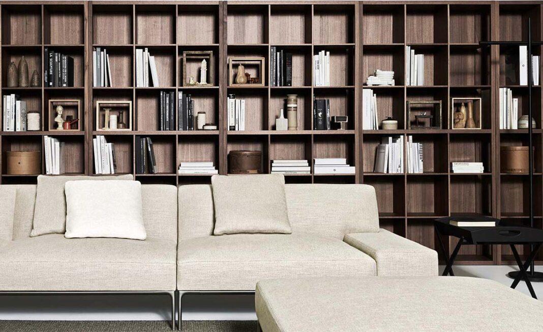 Horizontal Sofa by Time & Style - Photo © Tommaso Sartori