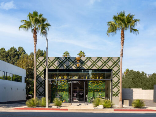 Janus et Cie, Beverly Blvd, Los Angeles