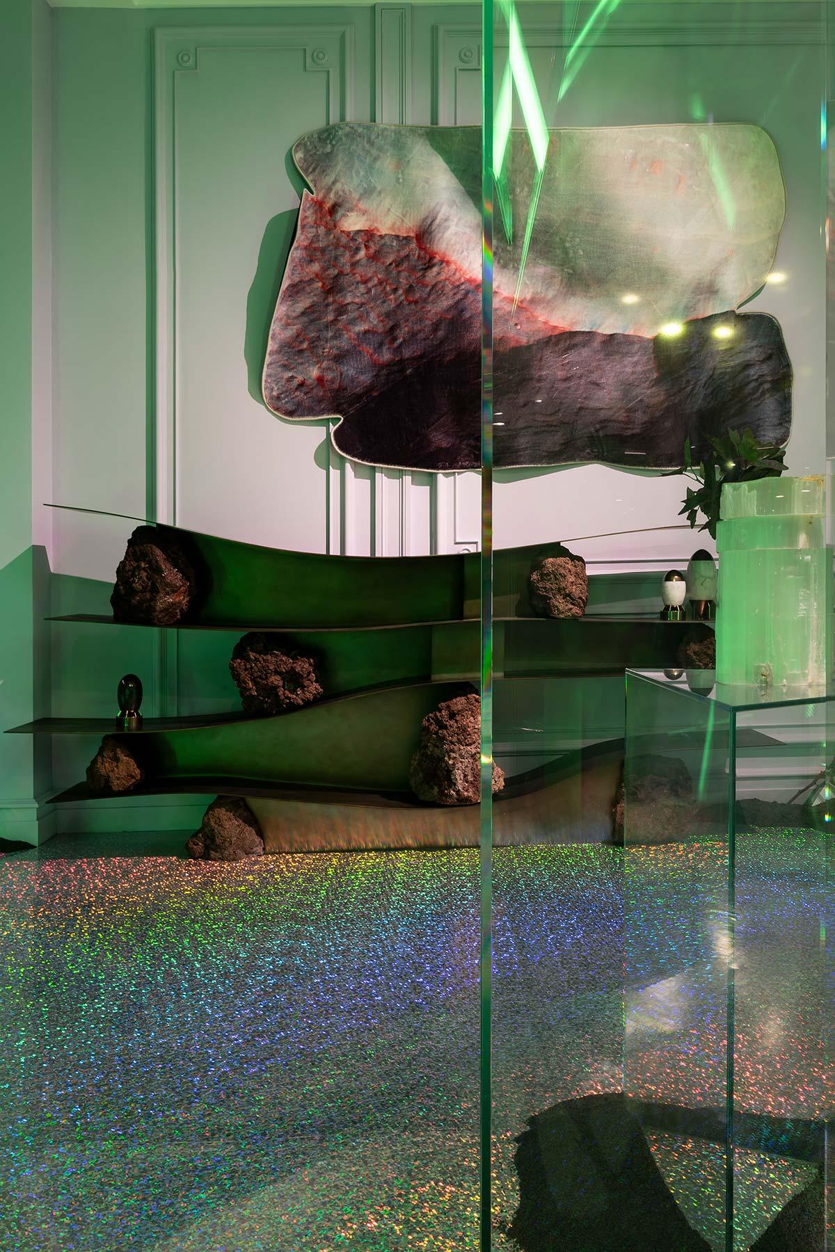 JCP Universe, installazione di CTRLZAK - Photo © Silvio Macchi